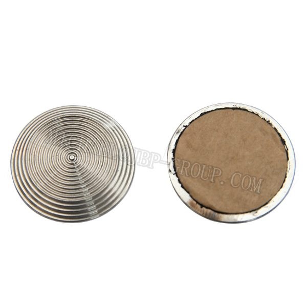 TGSI-009 Stainless steel tactile studs / warning studs / tactile indicators with self-adhesive tape