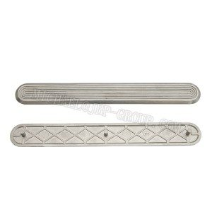 TGSI-019 ainless steel tactile strip / itinuro piraso / tactile piraso