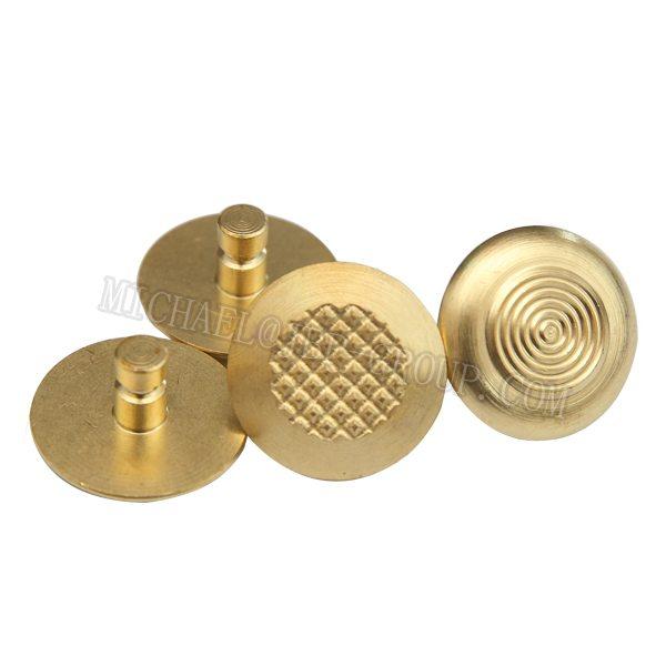 TGSI-B003 Brass tactile studs / tactile studs