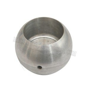 Machining products / Milling products / et conversus partium / CNC machined products / balls