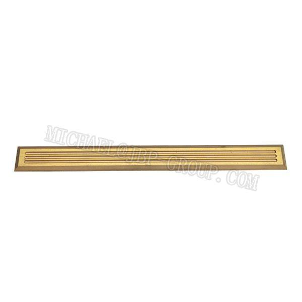 TGSI-B001 Brass tactile strip / directional strips/ tactile strips